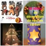10 Idees De Deco De Noel Fait Main Cartonrecup