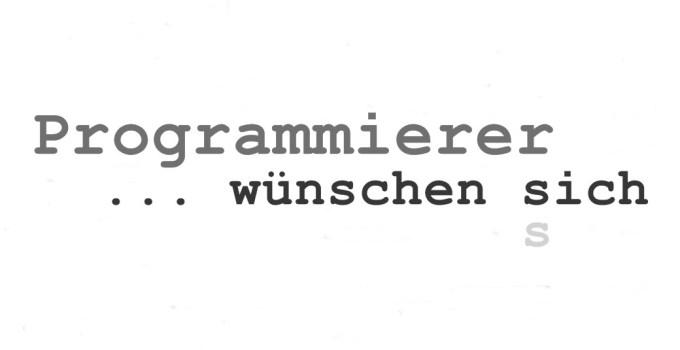 Programmierer Spruch