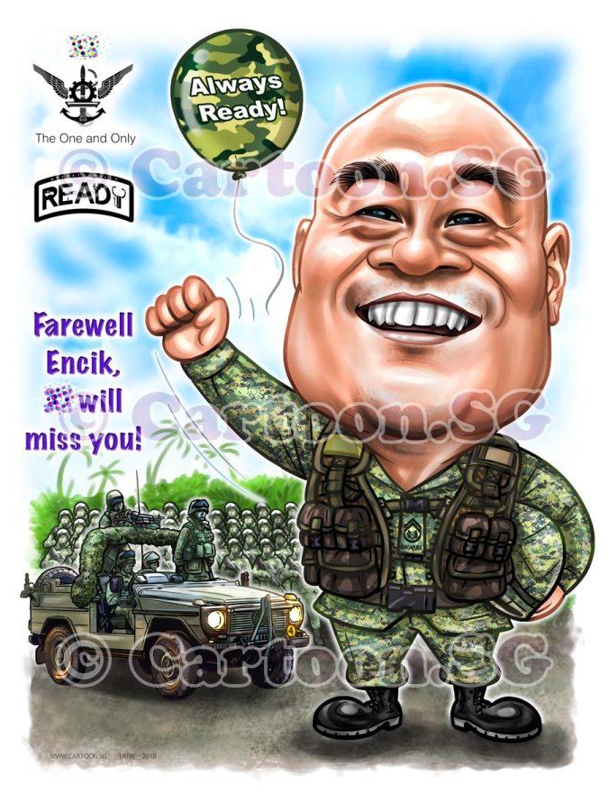 Farewell Encik
