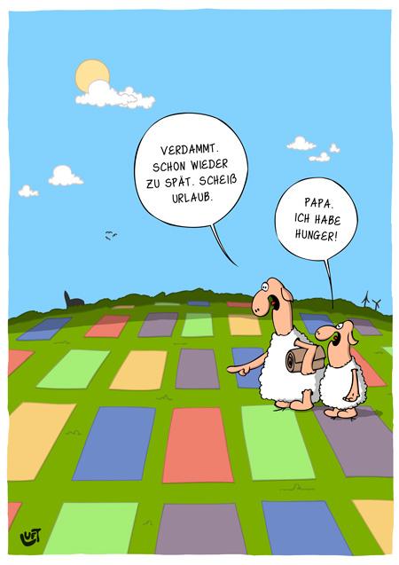 Urlaub und Ferien Archive - Cartoonalarm