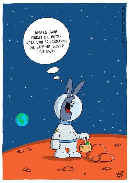 Thomas Luft, Cartoon, Lustig, Rotzgöre