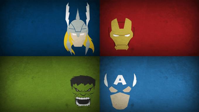 Wallpaper Avenger Lucu