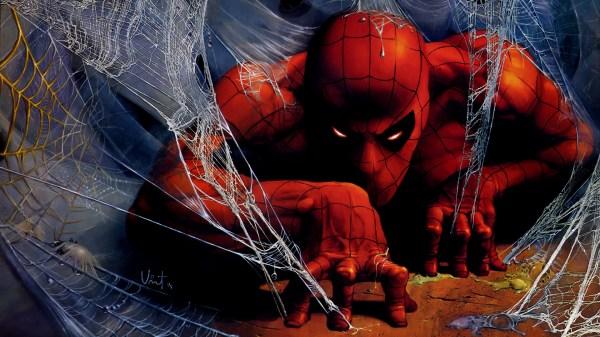 Spider-Man Laptop Wallpaper