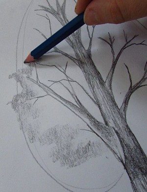 charcoal easy drawing techniques shapes proportion geometric keep try