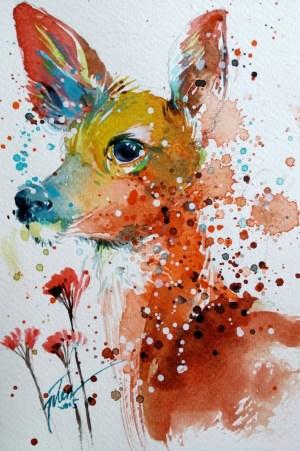 watercolor beginners paintings simple copy source