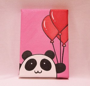 Canvas Painting Cute