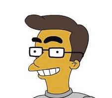 a cartoon face avatar