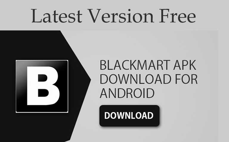 Blackmart Apk 0.99.2.93B Download for Android/IOS