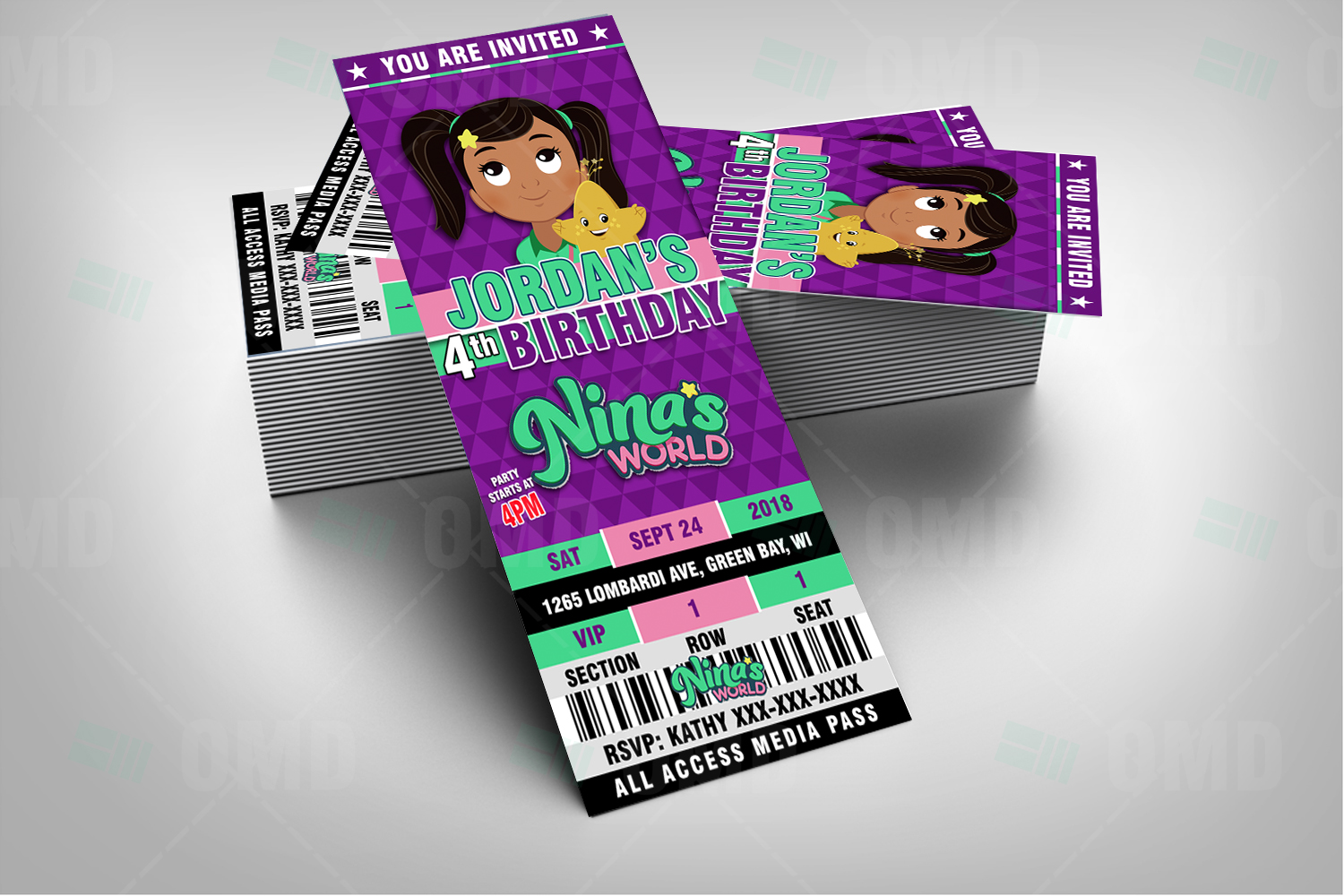 Customize My Own Baby Shower Invitations