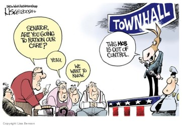 Lisa Benson s Editorial Cartoons Town Hall Comics And Cartoons The Cartoonist Group