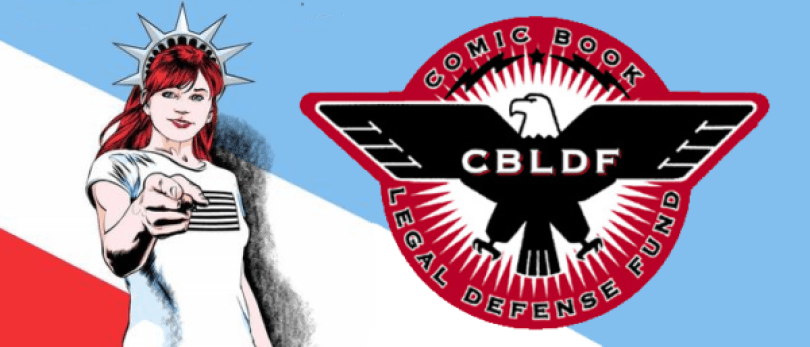 The Comic Book Legal Defense Fund