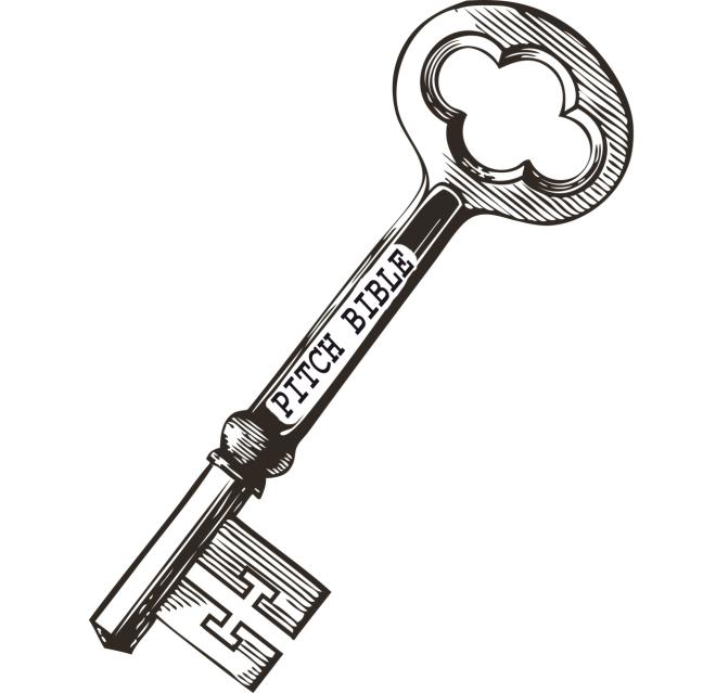 pitch bible key