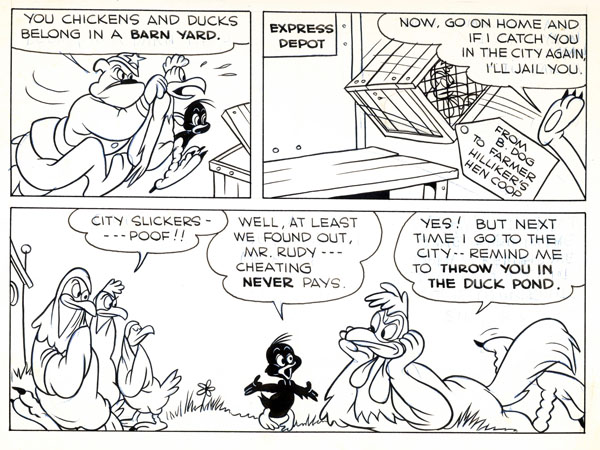 Jim Tyer, part 2: Terrytoons Characters and 1960s Felix
