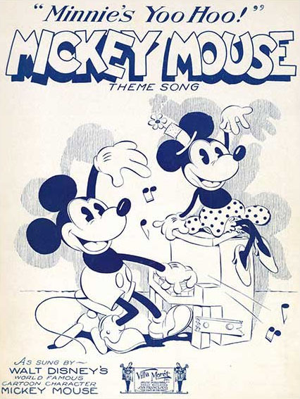 Mickey Mouse Club 1929
