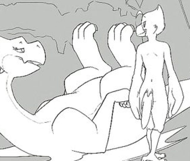 Beautifully Animated Sex Session With A Dragon