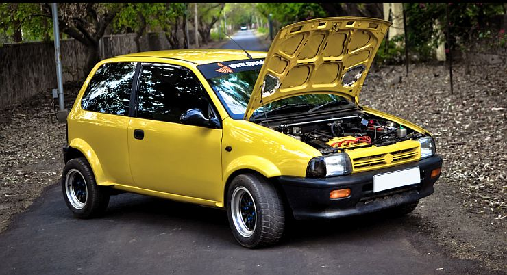5 Tastefully Modified Maruti Suzuki Zen Hatchbacks You'll