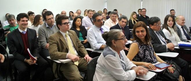 Figura 3 - Participação da plateia. Foto: Nataly Cruz