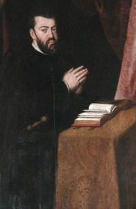 D. João III (Óleo de Cristovão Lopes, 1552