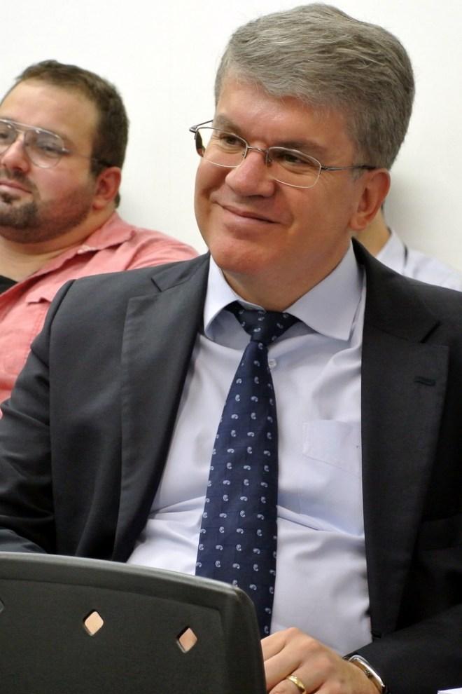 Francisco Ventura de Toledo, vice-presidente da ARISP