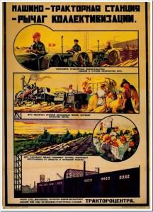 COLETIVIZAÇÃO DA UNIÃO SOVIÉTICA