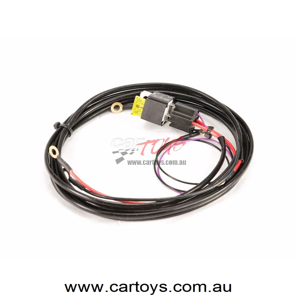 hight resolution of anti surge single pump fuel system wiring harness suits ford falcon ba bf car toys