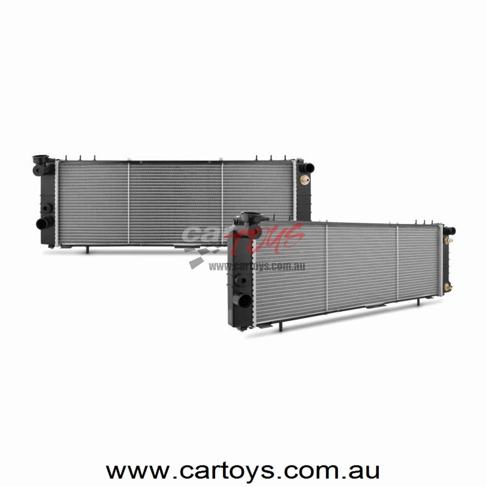 medium resolution of jeep xj radiator