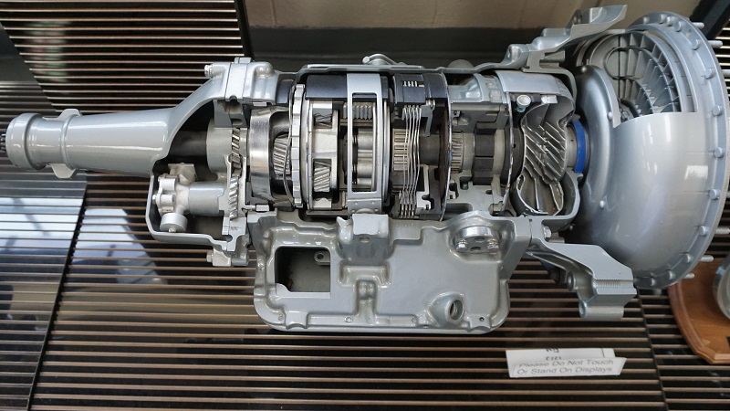 Automatic Transmission Torque Converter And Fluid Pump 2016 Car