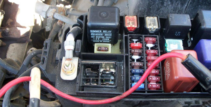 2003 Hyundai Santa Fe Fuse Box Diagram 5 Common Causes Of Your Alternator Not Charging And How