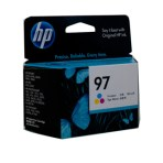 HP #97 Colour Ink Cart C9363WA