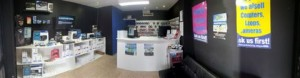 Inside Our New Oxenford Shop