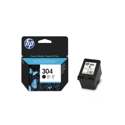 HP 304 Black Original Ink Cartridge 1