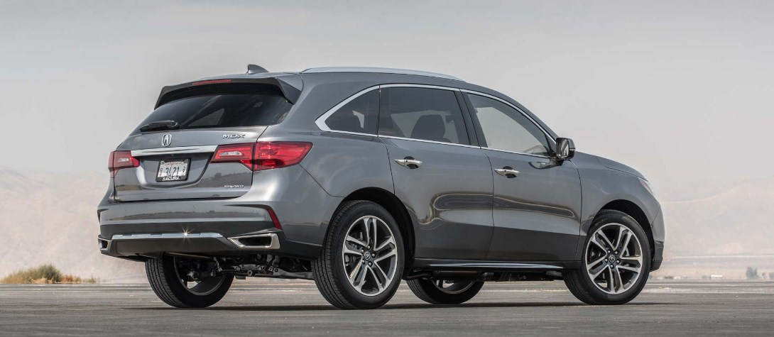 2018 Acura Mdx Price, Interior, Design, Engine