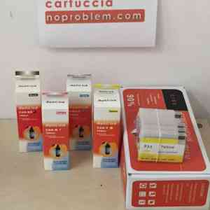 CARTUCCE RICARICABILI AUTORESET PER HP 932 / 933 + 400ML INCHIOSTRO
