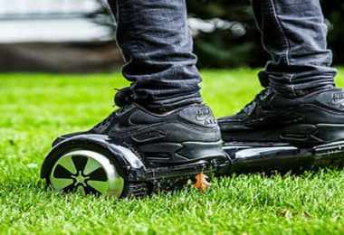 Fastests hoverboard