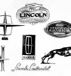 lincoln related emblems  [ 2780 x 2172 Pixel ]