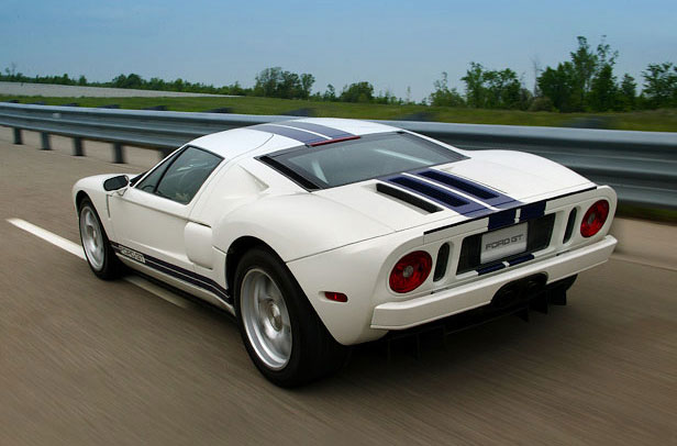 Ford GT  2004  Cartype