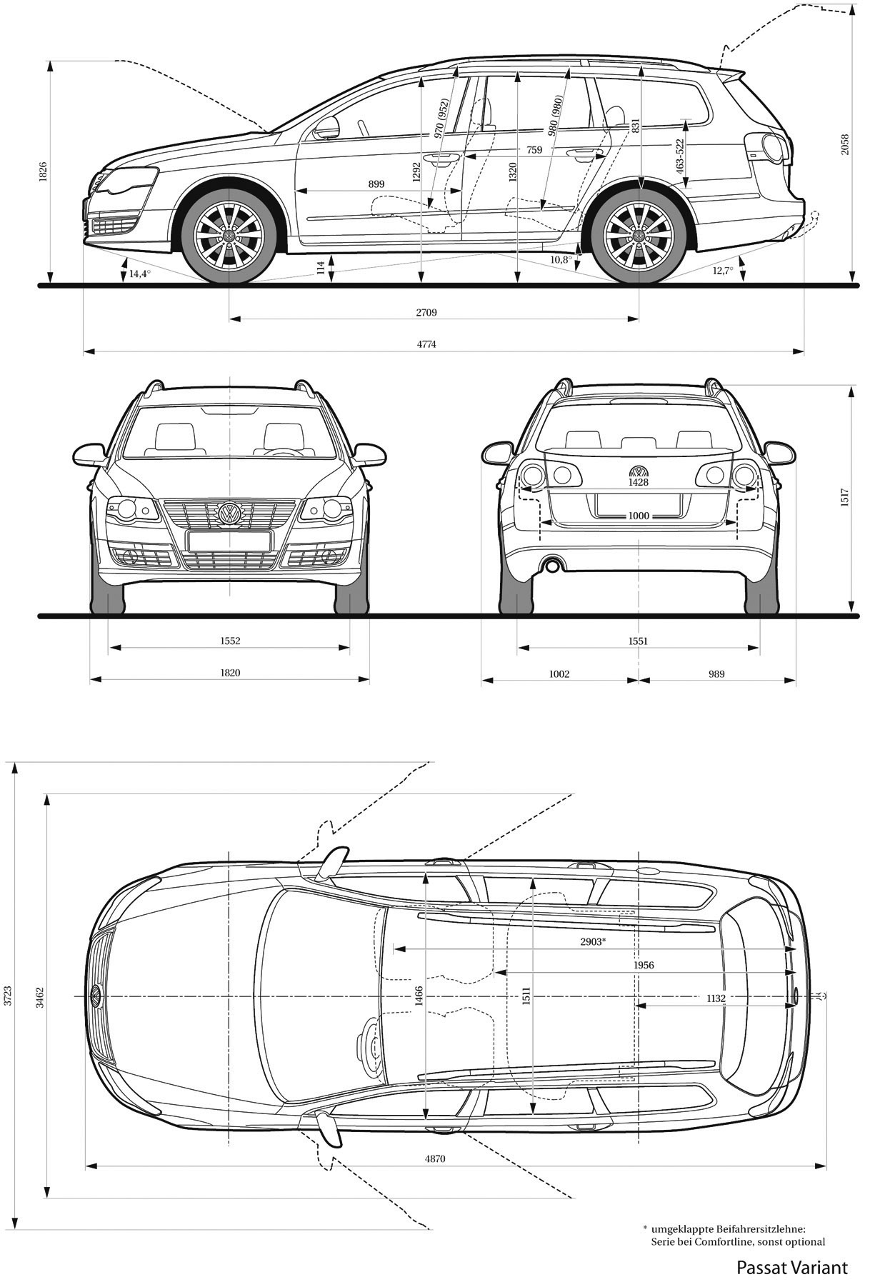Vw Engine Dimensions, Vw, Free Engine Image For User