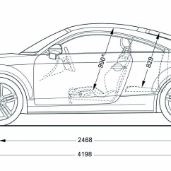 Car Interior Parts Diagram Domestic Electric Fence Wiring Audi Tt Rs Coupe 2012 Cartype