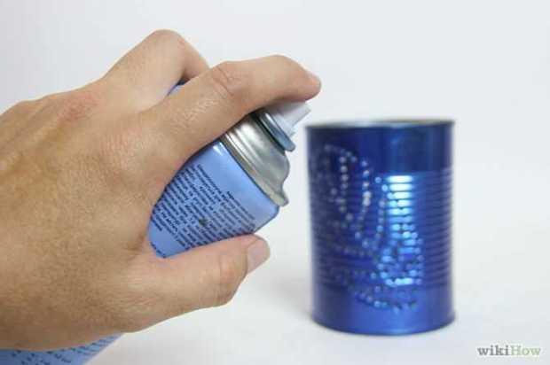 Podrobný návod na krásnou lucernu z plechovky - obsahuje fotky a video návod_4