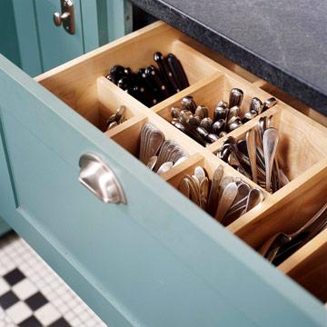 nápady na organizaci zásuvek v kuchyni (32)