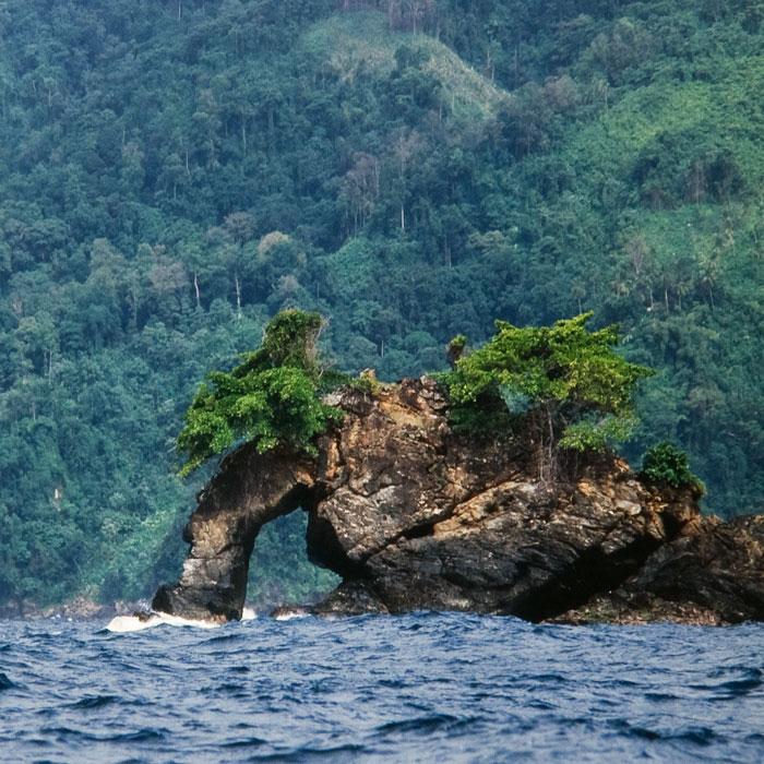 Parque Nacional Península de Paria