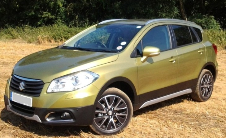 Suzuki S-Cross kena Recall di India