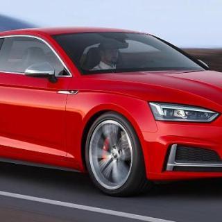 Audi A5 Generasi kedua