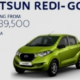 Harga Datsun Redi-Go