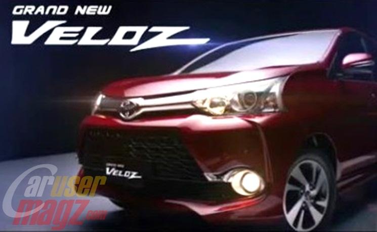 grand new veloz review avanza 1.3 std m/t perbedaan toyota 1 3 dan 5 eksterior interior mpv