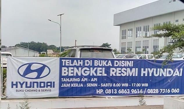 Bengkel Resmi Hyundai Palembang