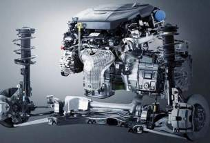 kia perkenalkan transmisi fwd 8-speed transmission