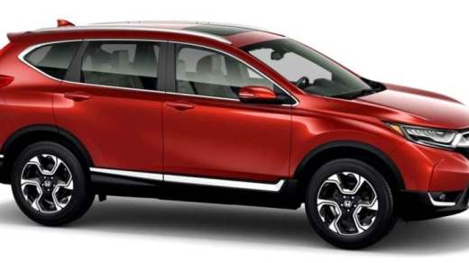 Honda CR-V 2017 Generasi baru