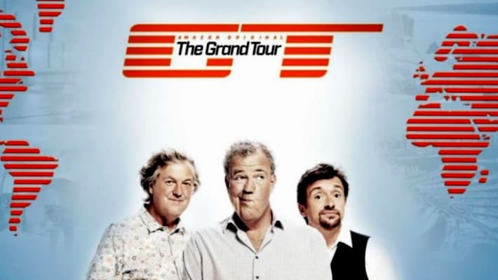 4 Episode pertama The Grand Tour - Jeremy Richard James