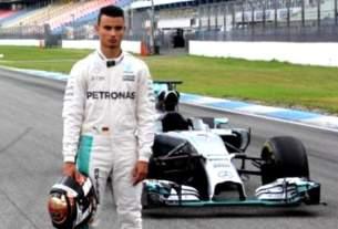 Siapa pengganti Nico Rosberg - Pascal Wehrlein for Mercedes